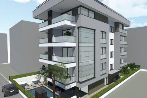 Продажа квартиры в Аланье, Анталья, Турция 3 комн., 72м2, №24697 – фото 9