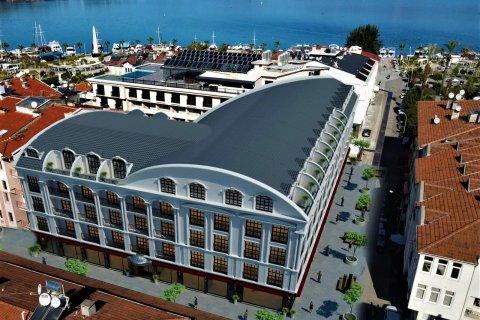 Продажа квартиры в Фетхие, Мугла, Турция 1+1, 35м2, №24476 – фото 8