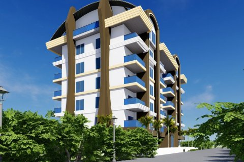 Продажа квартиры в Махмутларе, Анталья, Турция 1+1, 56.5м2, №23839 – фото 1