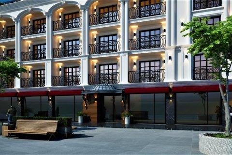 Продажа квартиры в Фетхие, Мугла, Турция 1+1, 35м2, №24476 – фото 4