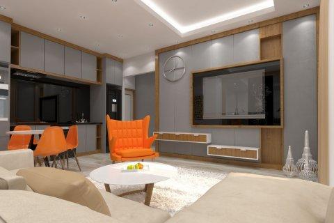 Продажа квартиры в Махмутларе, Анталья, Турция 1+1, 56.5м2, №23839 – фото 9