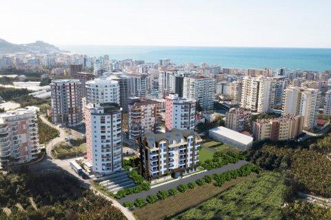 Продажа квартиры в Махмутларе, Анталья, Турция 1+1, 56.5м2, №23839 – фото 2