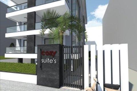 Продажа квартиры в Аланье, Анталья, Турция 3 комн., 72м2, №24697 – фото 12