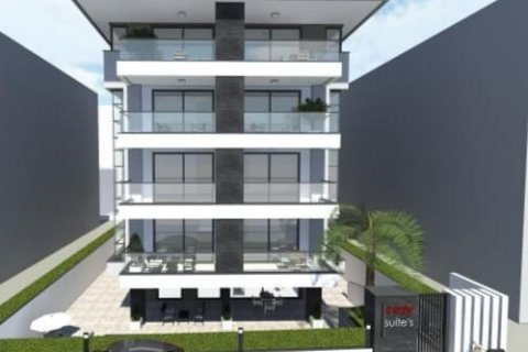 Продажа квартиры в Аланье, Анталья, Турция 3 комн., 72м2, №24697 – фото 4