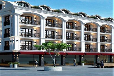Продажа квартиры в Фетхие, Мугла, Турция 1+1, 52м2, №24475 – фото 4