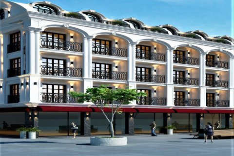 Продажа квартиры в Фетхие, Мугла, Турция 1+1, 35м2, №24476 – фото 7