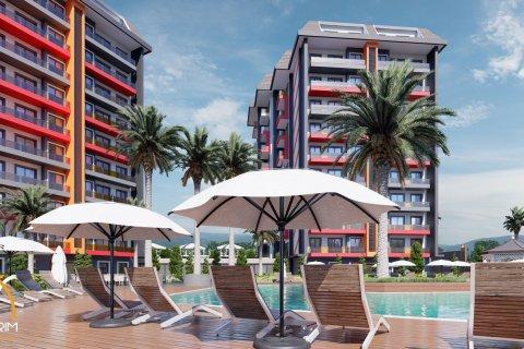 Продажа квартиры в Авсалларе, Анталья, Турция 4+1, 140м2, №26469 – фото 7