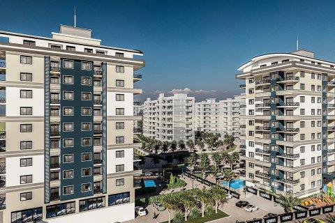 Продажа квартиры в Авсалларе, Анталья, Турция 2+1, 83м2, №26717 – фото 2