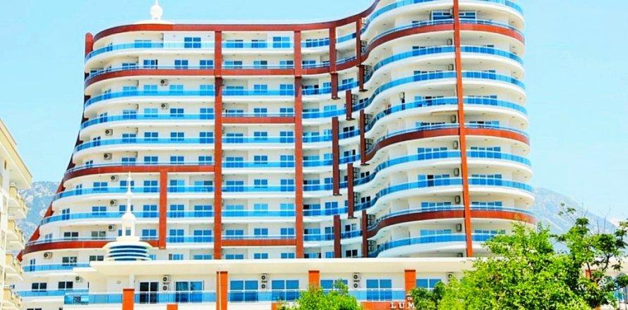 Квартира 1+1 в Махмутларе, Анталья, Турция №27158