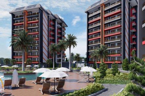 Продажа квартиры в Авсалларе, Анталья, Турция 4+1, 140м2, №26469 – фото 5