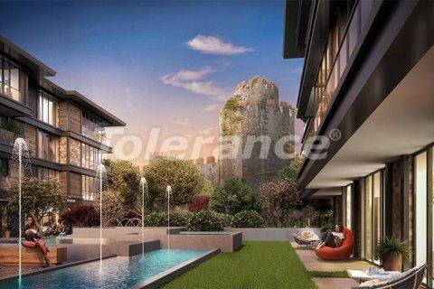Продажа квартиры в Стамбуле, Турция 1+1, 72м2, №4672 – фото 19