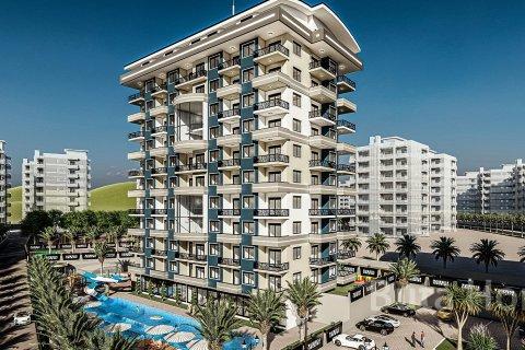Продажа квартиры в Авсалларе, Анталья, Турция 2+1, 83м2, №26717 – фото 6