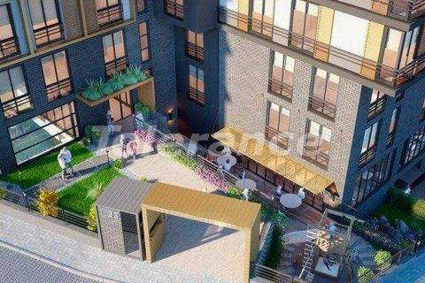 Продажа квартиры в Стамбуле, Турция 1+1, 51м2, №3342 – фото 2