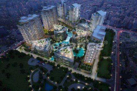 Продажа квартиры в Стамбуле, Турция 1+1, 87м2, №3147 – фото 18