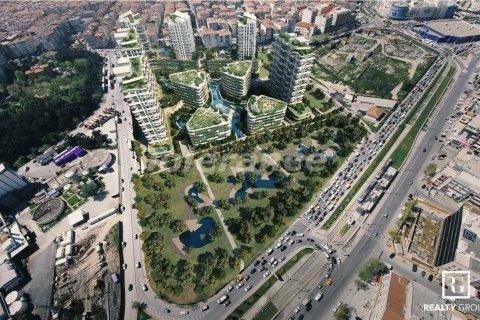 Продажа квартиры в Стамбуле, Турция 1+1, 87м2, №3147 – фото 16