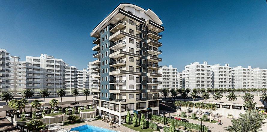 Квартира 2+1 в Авсалларе, Анталья, Турция №26717