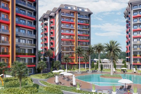 Продажа квартиры в Авсалларе, Анталья, Турция 4+1, 140м2, №26469 – фото 1