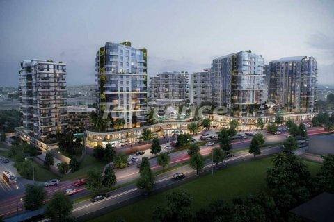 Продажа квартиры в Стамбуле, Турция 1+1, 87м2, №3147 – фото 17