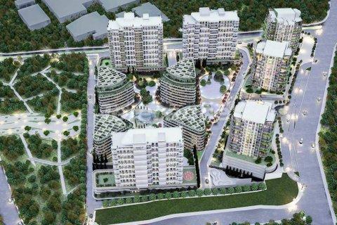 Продажа квартиры в Стамбуле, Турция 1+1, 87м2, №3147 – фото 15