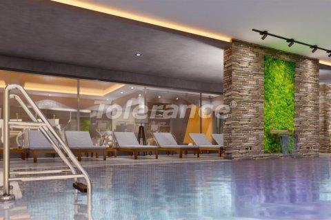 Продажа квартиры в Аланье, Анталья, Турция 2+1, №3248 – фото 18