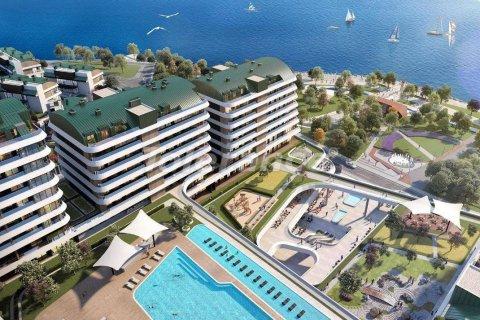Продажа квартиры в Стамбуле, Турция 2+1, №3173 – фото 3