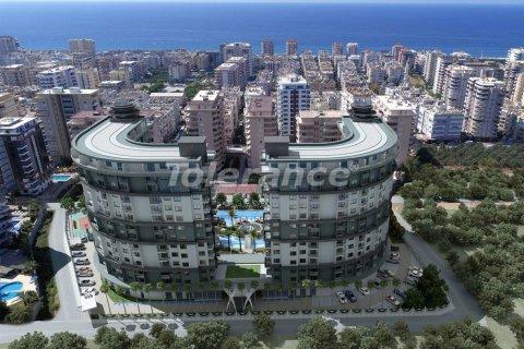 Продажа квартиры в Махмутларе, Анталья, Турция 1+1, №3296 – фото 3