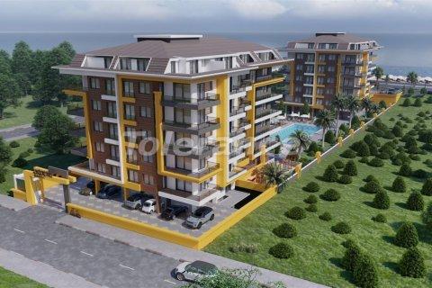 Продажа квартиры в Аланье, Анталья, Турция 2+1, №3248 – фото 2
