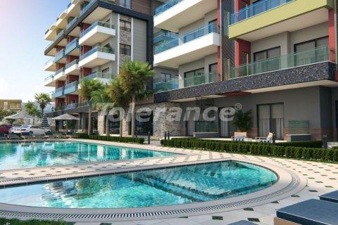 Продажа квартиры в Аланье, Анталья, Турция 1+1, №3097 – фото 10