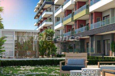 Продажа квартиры в Аланье, Анталья, Турция 1+1, №3097 – фото 7