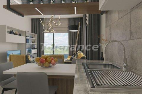 Продажа квартиры в Аланье, Анталья, Турция 1+1, №3097 – фото 15