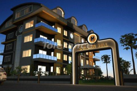 Продажа квартиры в Аланье, Анталья, Турция 2+1, №3400 – фото 6
