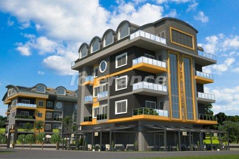 Продажа квартиры в Аланье, Анталья, Турция 2+1, №3400 – фото 2