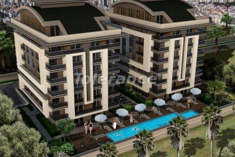 Продажа квартиры в Коньяалты, Анталья, Турция 3+1, 110м2, №3107 – фото 2