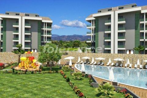 Продажа квартиры в Аланье, Анталья, Турция 3+1, №3230 – фото 5
