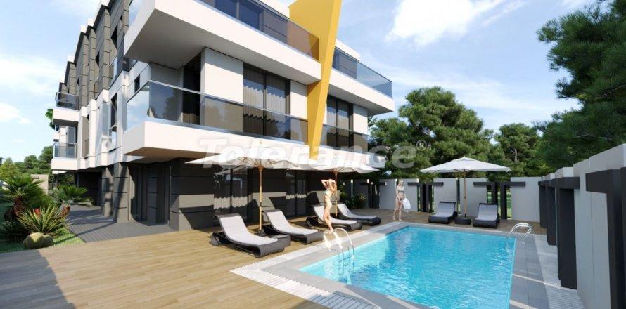 Квартира 2+1 в Анталье, Турция №27827