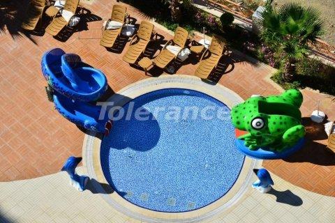 Продажа квартиры в Аланье, Анталья, Турция 1+1, №3234 – фото 9