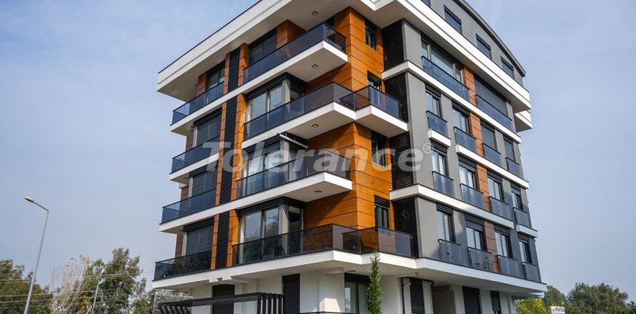 Квартира 2+1 в Анталье, Турция №2992