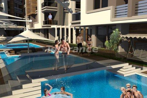 Продажа квартиры в Коньяалты, Анталья, Турция 1+1, 50м2, №3364 – фото 4