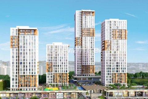 Продажа квартиры в Стамбуле, Турция 1+1, 67м2, №4178 – фото 1