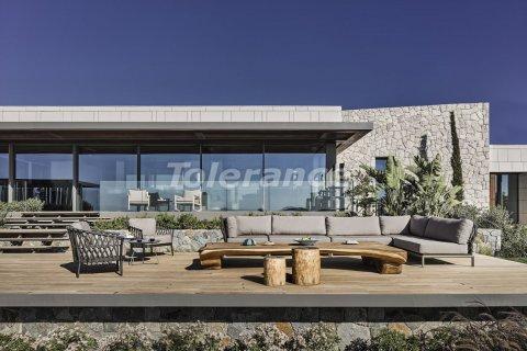 Продажа виллы в Бодруме, Мугла, Турция 4+1, 481м2, №3387 – фото 2