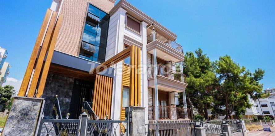 Квартира 1+1 в Анталье, Турция №3016