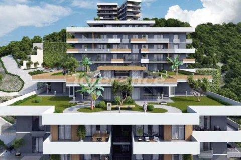 Продажа квартиры в Измире, Тосмур, Турция 1+1, 60м2, №3187 – фото 3