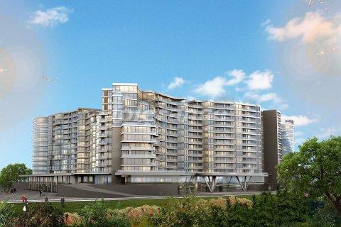 Продажа квартиры в Стамбуле, Турция студия, 71м2, №4671 – фото 2