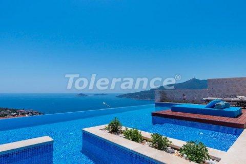 Продажа виллы в Калкане, Анталья, Турция 4+1, 260м2, №3370 – фото 19