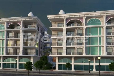Продажа квартиры в Аланье, Анталья, Турция 2+1, №5474 – фото 2