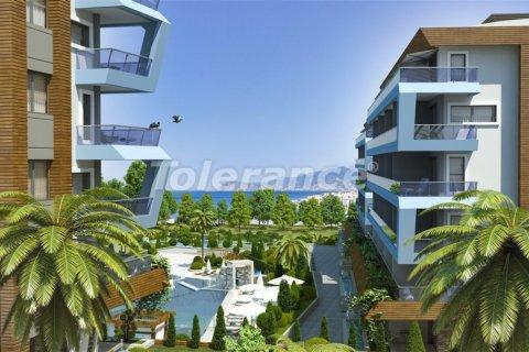 Продажа квартиры в Аланье, Анталья, Турция 1+1, №3250 – фото 2