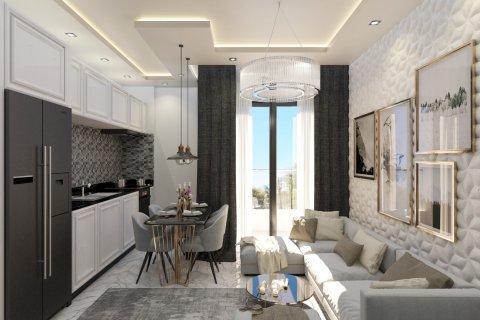 Продажа квартиры в Аланье, Анталья, Турция 1+1, 55м2, №27916 – фото 8