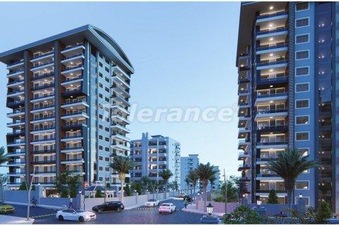 Продажа квартиры в Махмутларе, Анталья, Турция 3+1, №3224 – фото 3