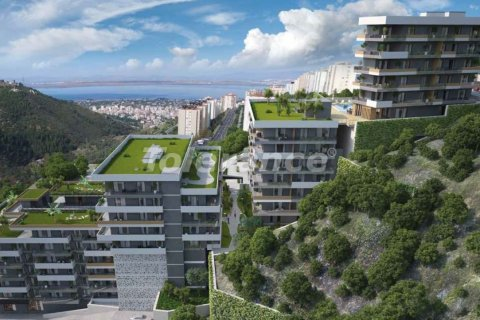Продажа квартиры в Измире, Тосмур, Турция 1+1, 60м2, №3187 – фото 1