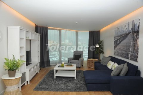 Продажа квартиры в Стамбуле, Турция студия, 71м2, №4671 – фото 7